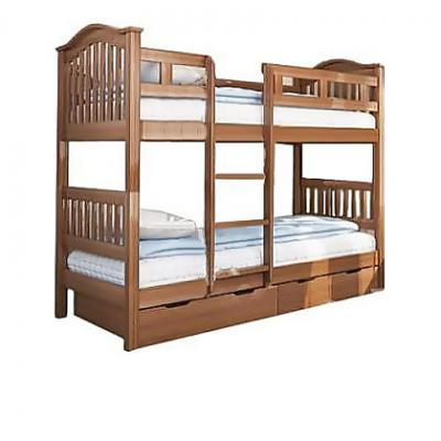 Дитячі ліжка, двоярусні ліжка, колиски